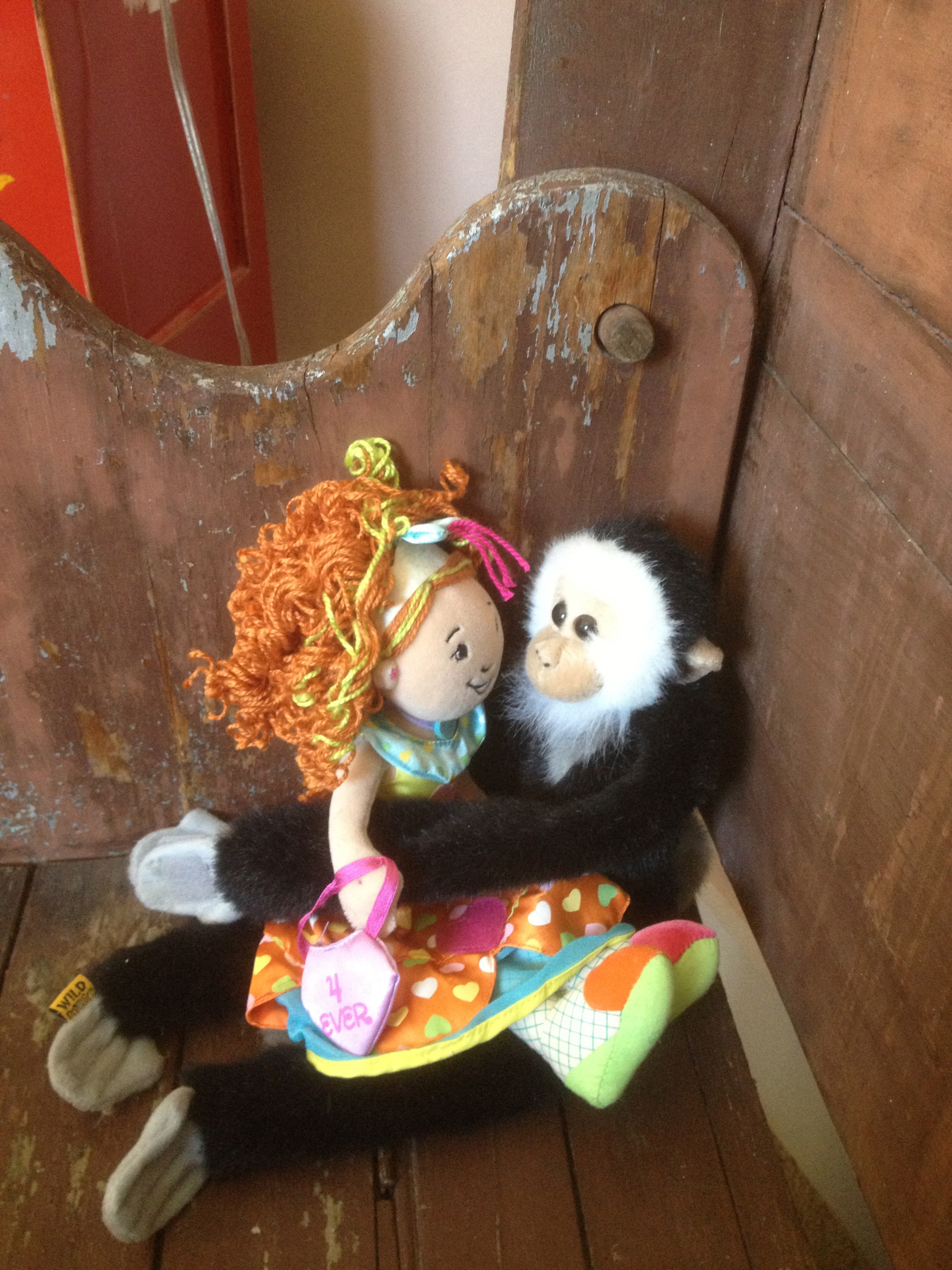 Monkey and Dollie